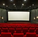 Торжественное открытие кинозала