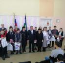 Четырнадцатилетним гражданам Шаранского района вручили их первые паспорта