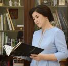Поздравление министра культуры РБ Амины Шафиковой с Общероссийским Днем библиотек