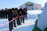 Глава администрации Ильгиз Самигуллин принял участие в открытии памятника Воинам интернационалистам и военных конфликтов