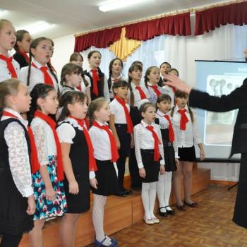 Концерт Детской школы искусств